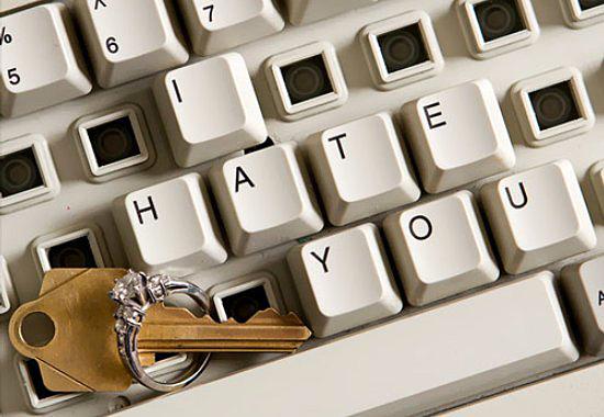 i hate you teclado