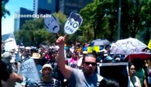 marcha anti epn