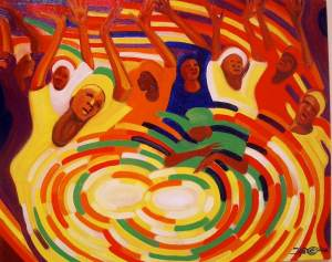 Spiral Rhythm