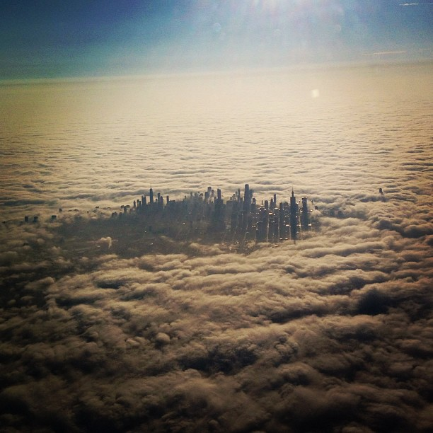 chicago-from-airplane-cloud-city-covered