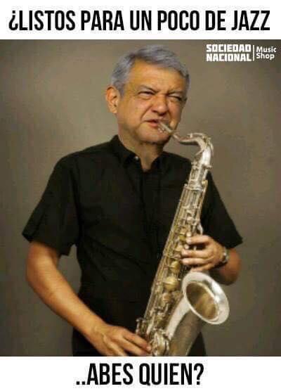 amlo jazz