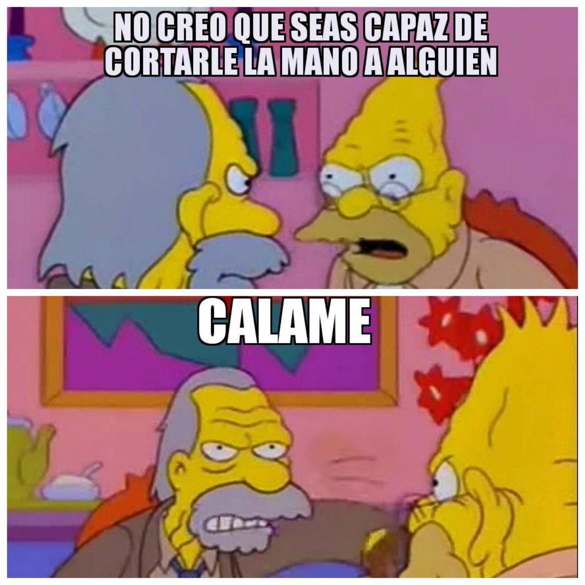Calame Bronco López Dóriga 3er grado